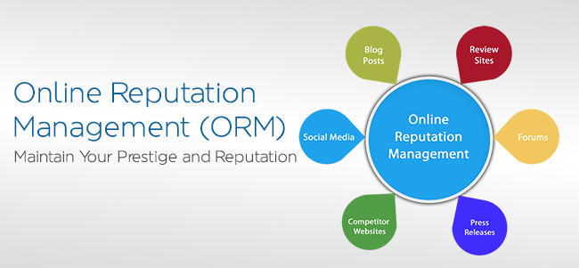 reputation management services, online branding services