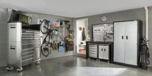 Get Your Life Back on Track – Start by Organising Your Garage