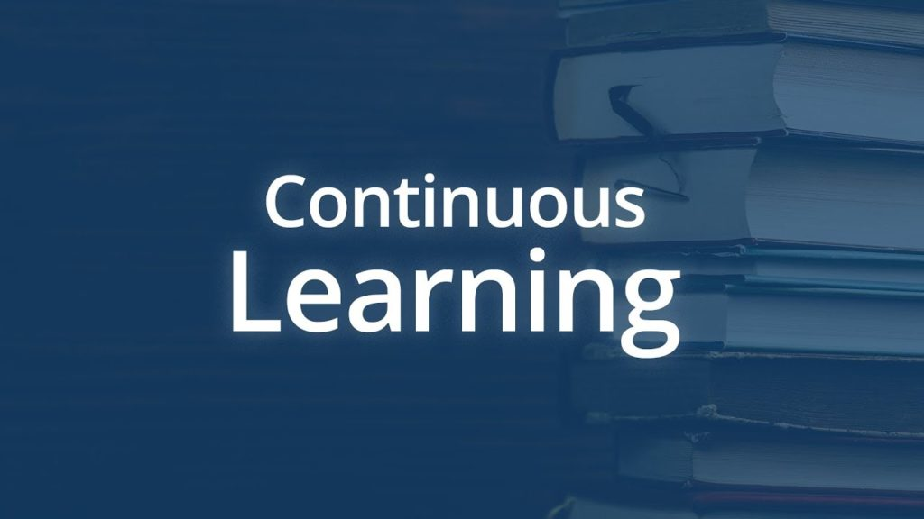 The Importance Of Continuous Learning